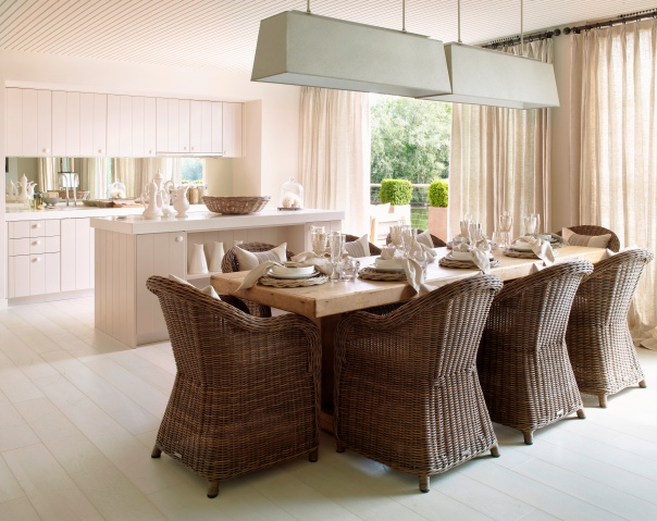 Kelly Hoppen for yoo at The Lakes by yoo, kitchendining area, www.thelakesbyyoo.com